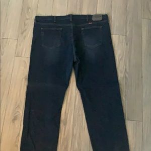 WranglerRelaxed fit jeans dark wash
